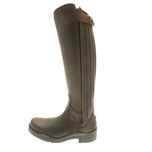 Tuffa Norfolk Bottes jambe standard Marron - Marron