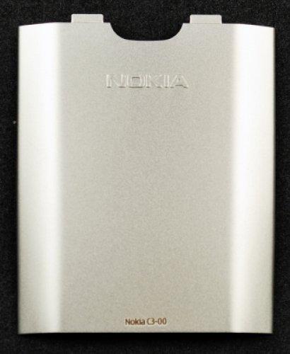 Nokia Cover Copri Batteria per C3 ORO Originale