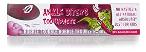 Phytoshield 75 g Ankle Biters Bubble Trouble Toothpaste - 4-Pack
