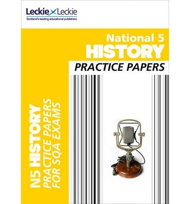 [(National 5 History Practice Papers for SQA Exams)] [ By (author) Colin Bagnall ] [April, 2014]