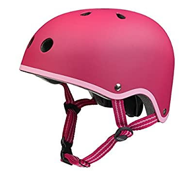 Micro Safety Helmet: Pink