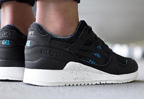 Asics Gel Lyte III chaussures noir
