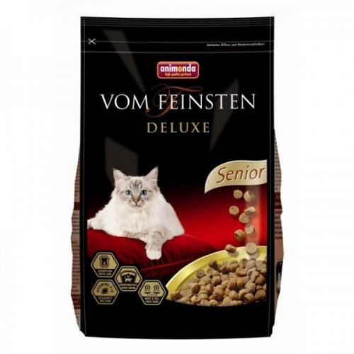 Animonda vom Feinsten Deluxe Senior 1,75 kg, Trockenfutter, Katzenfutter