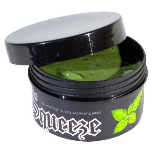 hookahSqueeze Dampfpaste Shisha 50g (Mint) (Shisha Tabak Minze)