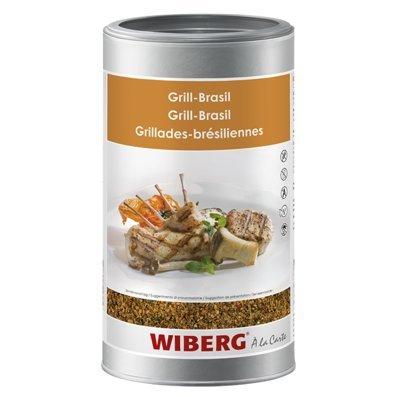 WIBERG Grill-Brésiliennes, Sel épicé, 750 g