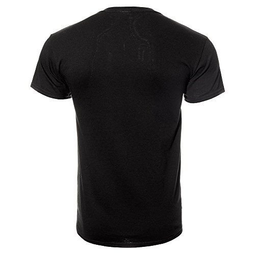 AC/DC Rock Or Bust T Shirt (Nero) Nero