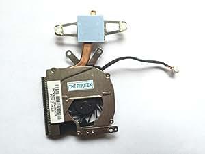Carte graphique ventilateur cPU pour hP compaq 2510p avec dissipateur thermique