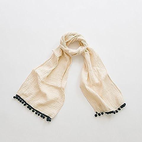 Moda&CUTE Chicos Chicas Chicos Super suave y elegante manta cálida bufanda chal precioso W-196