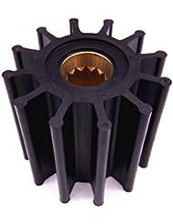 Motor de Barco Bomba de Agua Impulsor 09-812B 13554-0001 119773-42600 S685007 18-3306 6TA-12457-00 para Bomba de motor Yanmar / Johnson / Yamaha / Volvo Penta