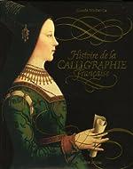 Histoire de la calligraphie française de Claude Mediavilla