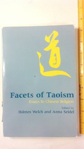 Facets of Taoism: Essays in Chinese Religion