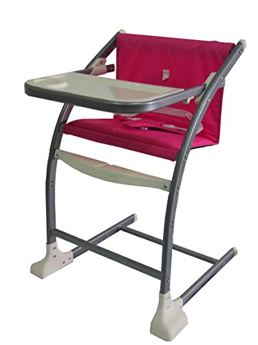 Bebe Style 4-in-1 MeGrow Highchair Rocker (Pink) Test
