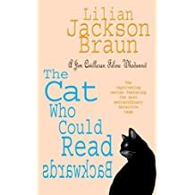The Cat Who Could Read Backwards (The Cat Who… Mysteries, Book 1): A cosy whodunit for cat lovers everywhere (The Cat Who...)