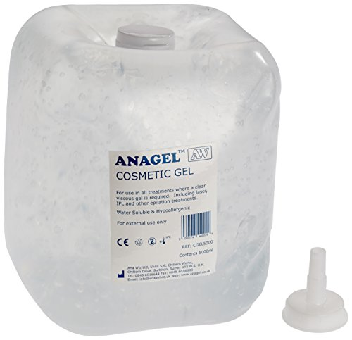 Anagel - Gel transmisión ultrasonidos depilación