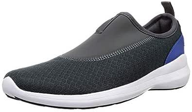 Puma Men's Entrant Slipon MU IDP Dark Shadow-Galaxy Blue Running Shoes-6 UK (39 EU) (7 US) (37189707)