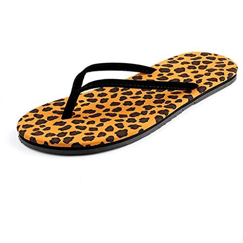 in Vendita! Infradito da Donna Sandali Piatti Antiscivolo da Spiaggia Casual Comodi Infradito Pantofole da Pavimento per Esterno per Donna/Ragazza Kinene