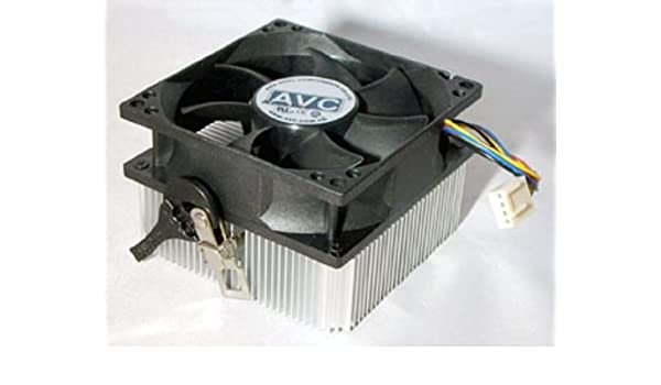 Avc Cpu Cooler Amd Am3 Am2 Am2 Height 53 Mm 5 3 Cm High Only Athlon 64 X2 Dual Core Until At Least 6000 62 W Processors Amazon Co Uk Computers Accessories