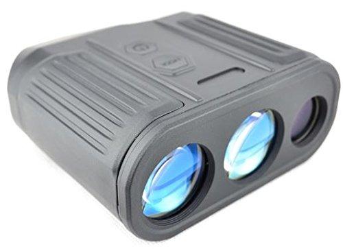 Luna Optics ld-lrf2000m Entfernungsmesser 2000m/Speed Detection 8x 25m schwarz
