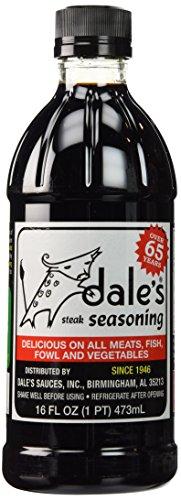 2x Dale's Steak Seasoning - 946ml flüssiges Gewürz für Fleischprodukte - aus USA