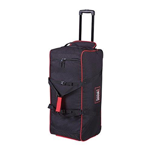 Marinepool SE Classic Wheeled Bag Segel-Rollentasche 110l schwarz - Classic Boot Bag