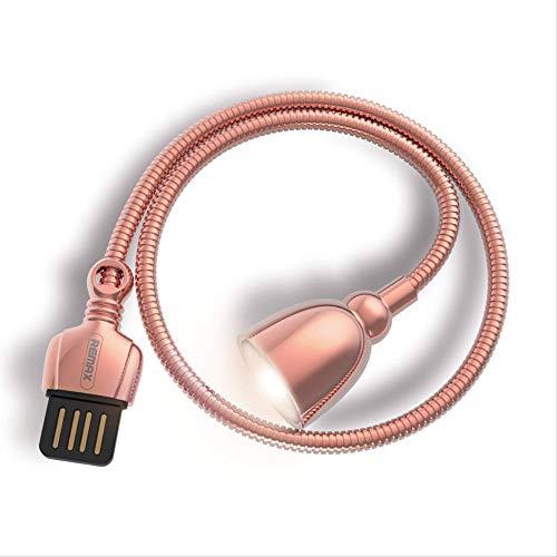 Usb-Licht Handgepäck Kleines Nachtlicht Augenschutz Mini Tragbare Warmes Licht Nachttischlampe Energieeinsparung -