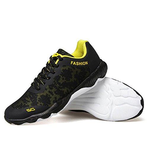 Men's Mesh Lightweight Culture Basketball Shoes 1