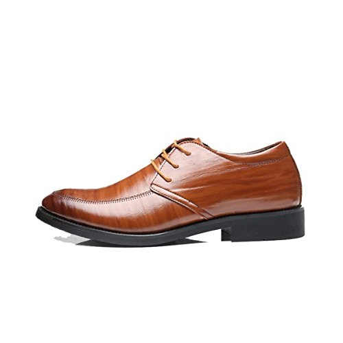 Zapatos Casuales De La Moda De Los Hombres De Lyzgf Primavera Y Otoño Brown