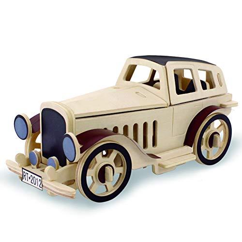 LAMEIDA Rompecabezas de Madera 3D Juguetes creativos de los más vendidos de niño Size 17*8*8cm (A)