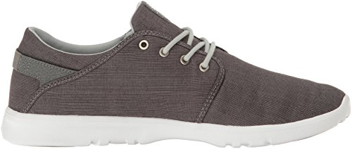 Etnies Scout, Sneakers Basses Homme Charcoal/Heather