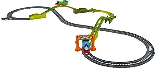 Fisher Price - Thomas & Friends Track Master Switchback Swamp - Thomas e i suoi amici - Pista