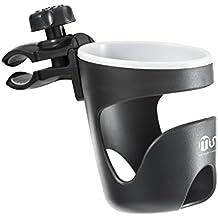 Innovaciones MS 2336 - Sostenedor de líquidos, color negro