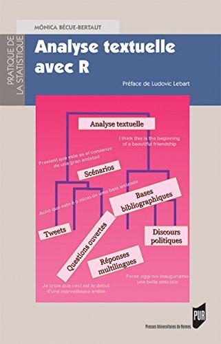 Analyse textuelle avec R par Mónica Bécue-Bertaut