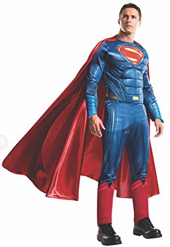 Grand Heritage Kostüm Superman Batman vs Superman Men (Superman Vs Superman-kostüm, Batman)
