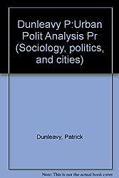 Dunleavy P:Urban Polit Analysis Pr