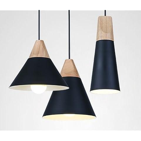 GS~LY Moderno minimalista lampadari camera da