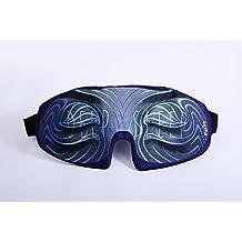 Madtrip Deep Sleeping Eye Mask - Navy Blue Version