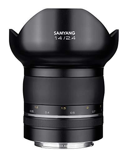 Samyang Premium 14mm F2.4 XP MF-Objektiv für Canon EF