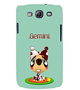 TOUCHNER (TN) Gemini Back Case Cover for Samsung Galaxy S3::Samsung Galaxy S3 i9300