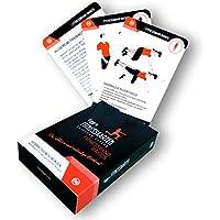 figgrs Fitnessband Basics - Tarjetas de entrenamiento (50ejercicios eficaces para todo el cuerpo)