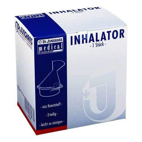 Inhalator Kunststoff 1 stk