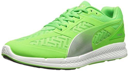 Puma Ignite Power Cool BLAU 18807601 Fluorescent Green / Silver