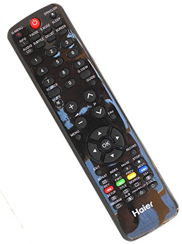 Haier HTR-D06A Original-Fernbedienung für LED-TV und LCD-TV | Neuware -