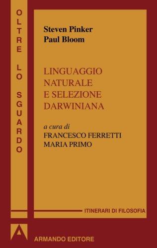 Linguaggio naturale e selezione darwiniana