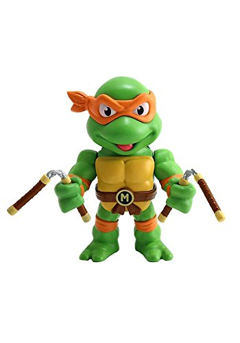 Teenage Mutant Ninja Turtles 97539 4-Zoll Michelangelo Figur - Michelangelo Turtle Ninja
