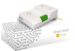 Katkum WiFi/RF Smart Switch Controller 4 Node for Home Automation works Amazon Alexa