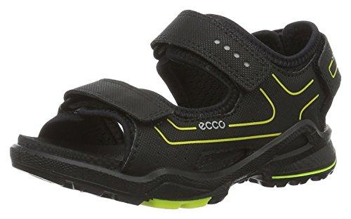 Ecco Jungen Biom Sandal Outdoor Fitnessschuhe, Schwarz (51052black/Black), 31 EU