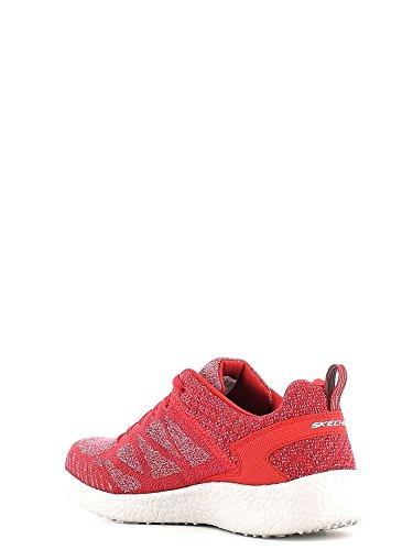 Skechers burst 52016 rosso Rosso