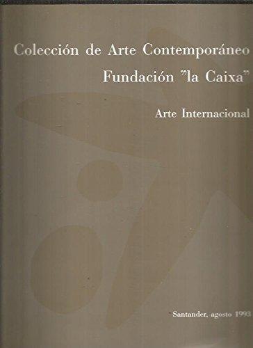 COLECCION DE ARTE CONTEMPORANEO. FUNDACION LA CAIXA. ARTE INTERNACIONAL