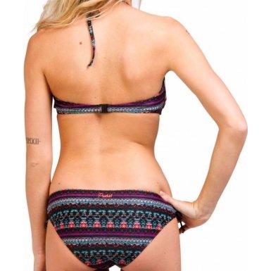 "Damen Bikini ""Wandering 17"" zweiteilig Grau"