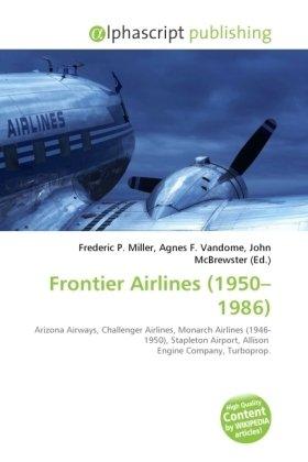 Frontier Airlines (1950 - 1986 )